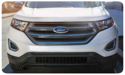Fordedge Sel Sport Appearance Package Front Grille