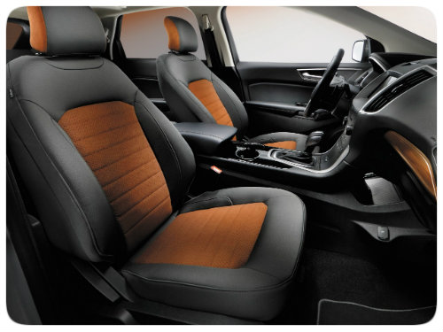 Ford Edge Sel Sport Appearance Package Interior