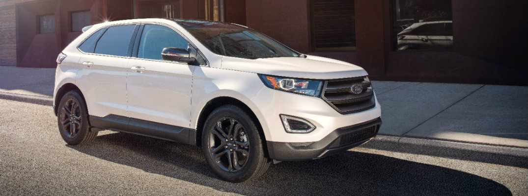 official details for 2018 ford edge sel sport appearance package. Black Bedroom Furniture Sets. Home Design Ideas