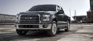 2017 Ford F-150 Lithium Gray