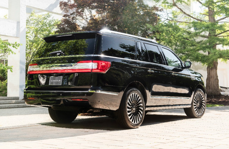 2018 Lincoln Extended Length Navigator Release Date And Features