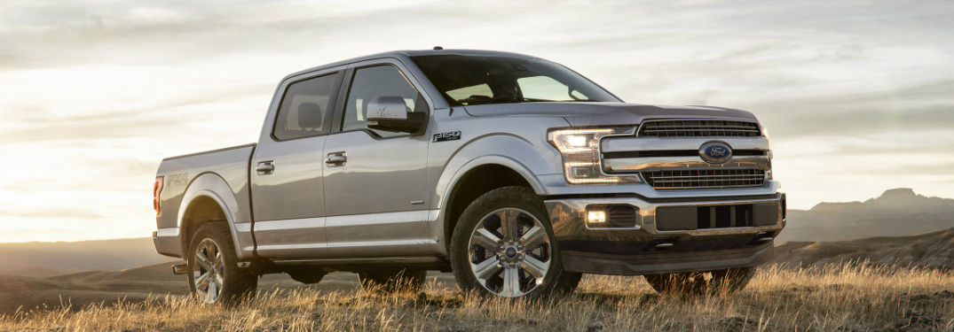Does the 2018 Ford F-150 offer a diesel engine?