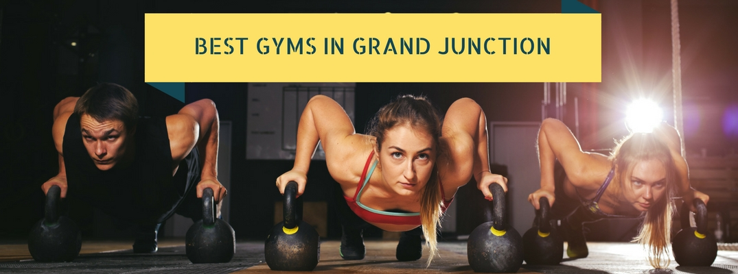 Best Gyms and Fitness Centers Grand Junction CO