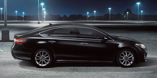 Toyota Avalon gives drivers the luxury feel they deserve
