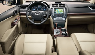 Wonderful Interior 2014 Toyota Camry In Grand Junction, CO