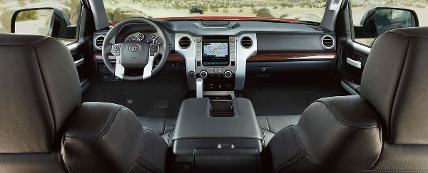 Interior 2014 Toyota Tundra In Grand Junction, CO