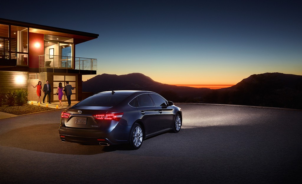 Official 2016 Toyota Avalon release date Grand Junction CO