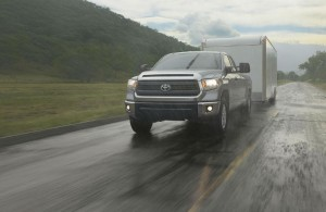 Can the Toyota Tundra Pull a Gooseneck Trailer
