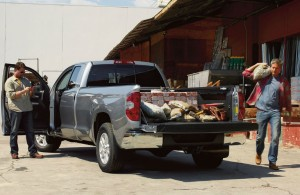 2016 Toyota Tundra Max towing Western Slope Toyota Grand Junction, CO