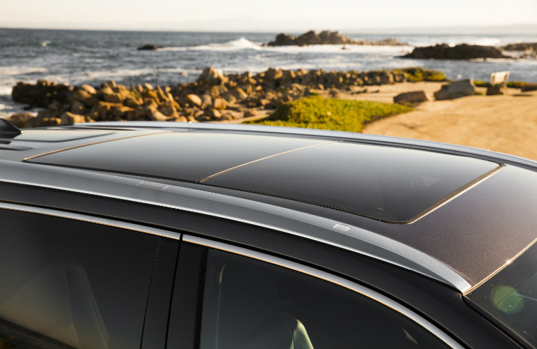 Does The Toyota Highlander Have A Sunroof