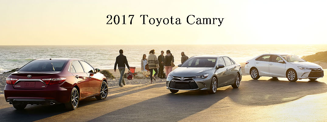 2017 toyota camry trim level options and prices. Black Bedroom Furniture Sets. Home Design Ideas