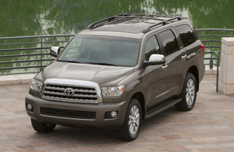 2017 Toyota Sequoia Redesign And Pricing
