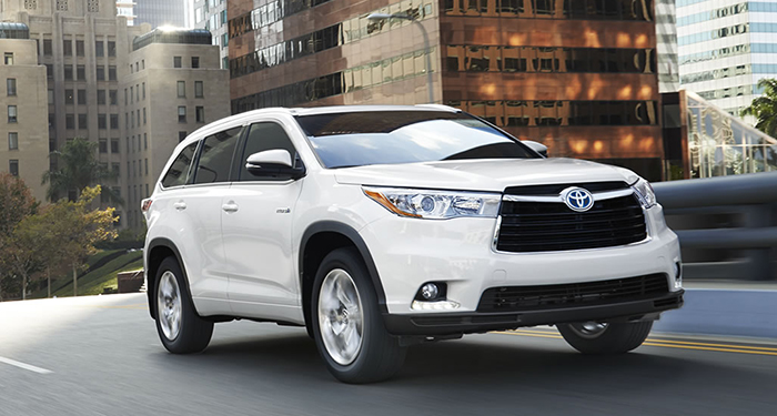 2015 Toyota Highlander In Columbia Makes Great Use Of Space Roberts Toyota Blog