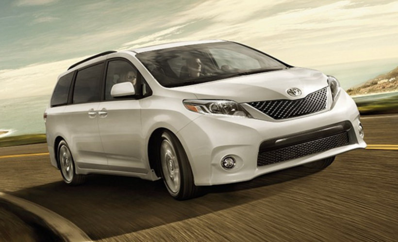 2016 toyota sienna features. Black Bedroom Furniture Sets. Home Design Ideas