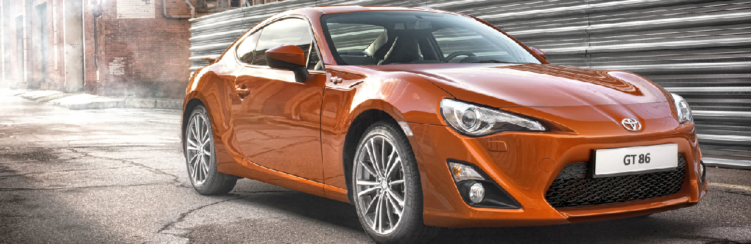 Does Toyota Plan to Rebadge the Scion FR-S?