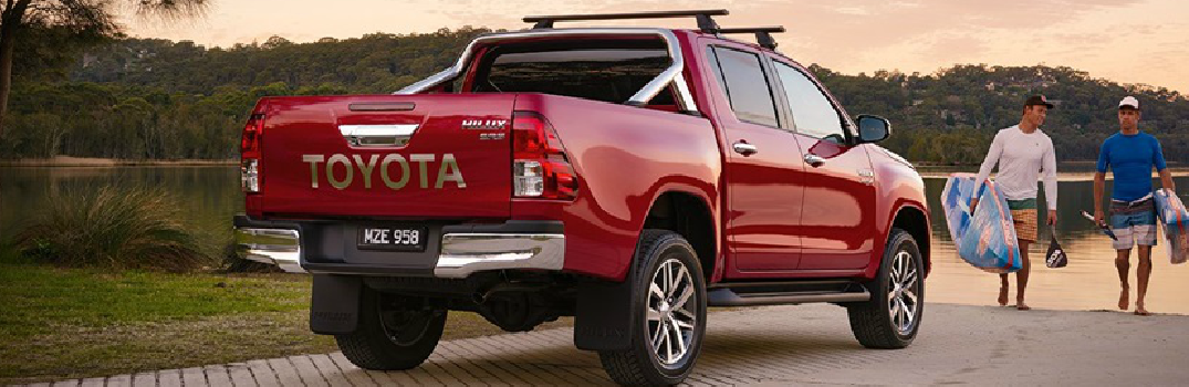 Will Toyota Revive the Hi-Lux Pickup Truck?