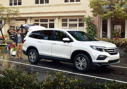 Honda Pilot Towing Capacity >> 2016 Honda Pilot Towing Capacity