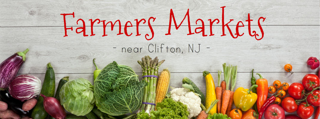 farmers markets near clifton nj for 2016. Black Bedroom Furniture Sets. Home Design Ideas