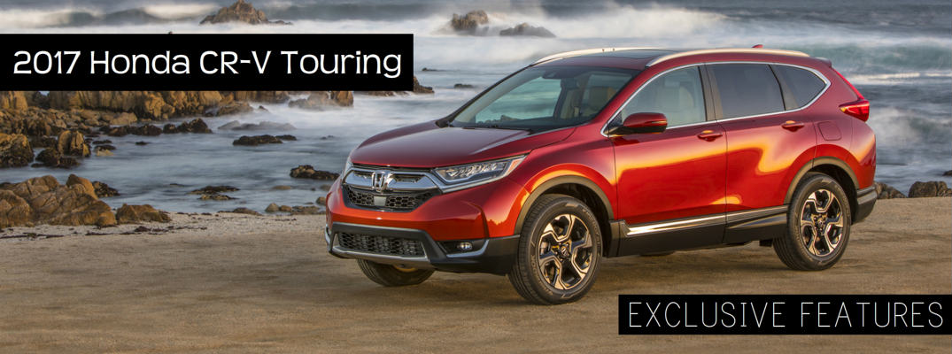 2017 honda cr v touring specs and images