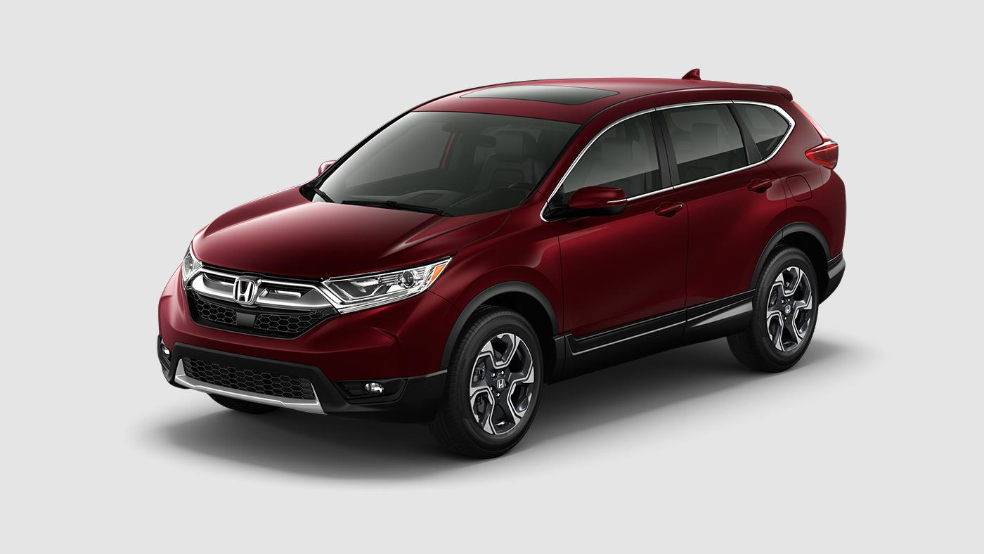 2017 Honda CR-V Basque Red Pearl II