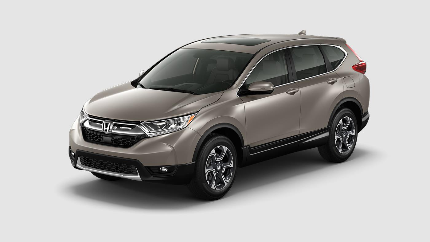 2017 honda cr v color options