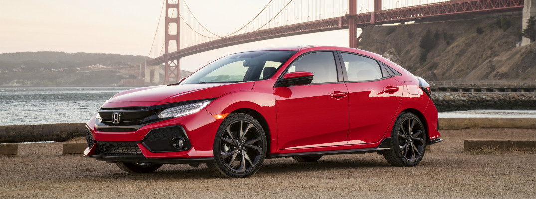 2017 Honda Civic Hatchback lease
