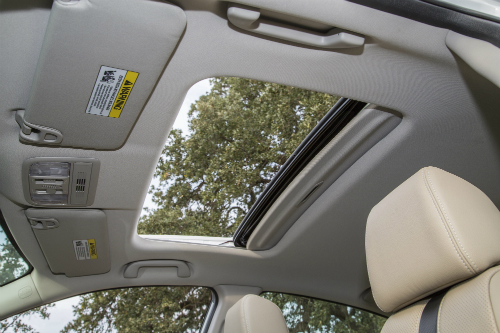 Does The 2017 Honda Civic Have A Sunroof