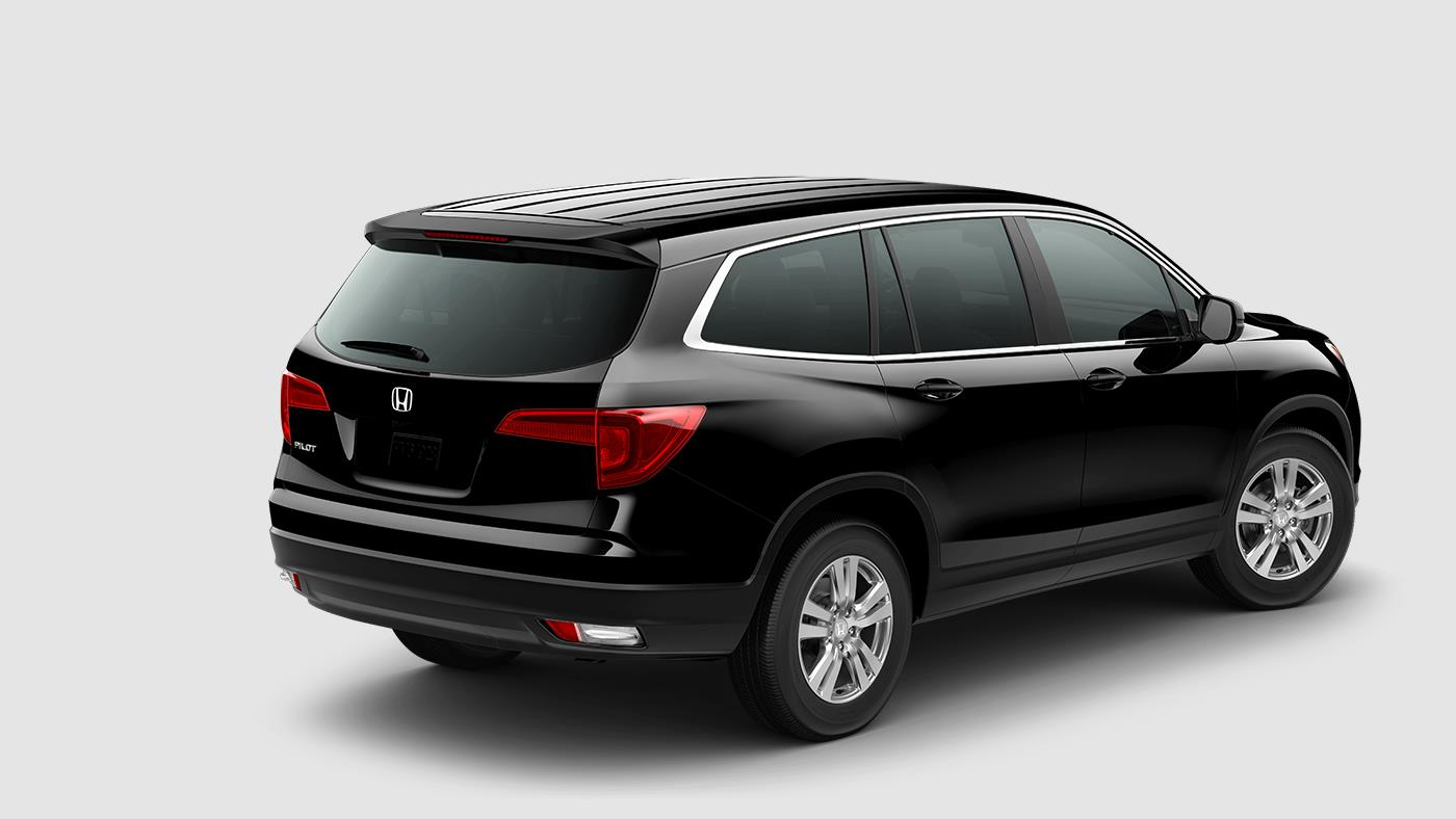 2017 Honda Pilot color options