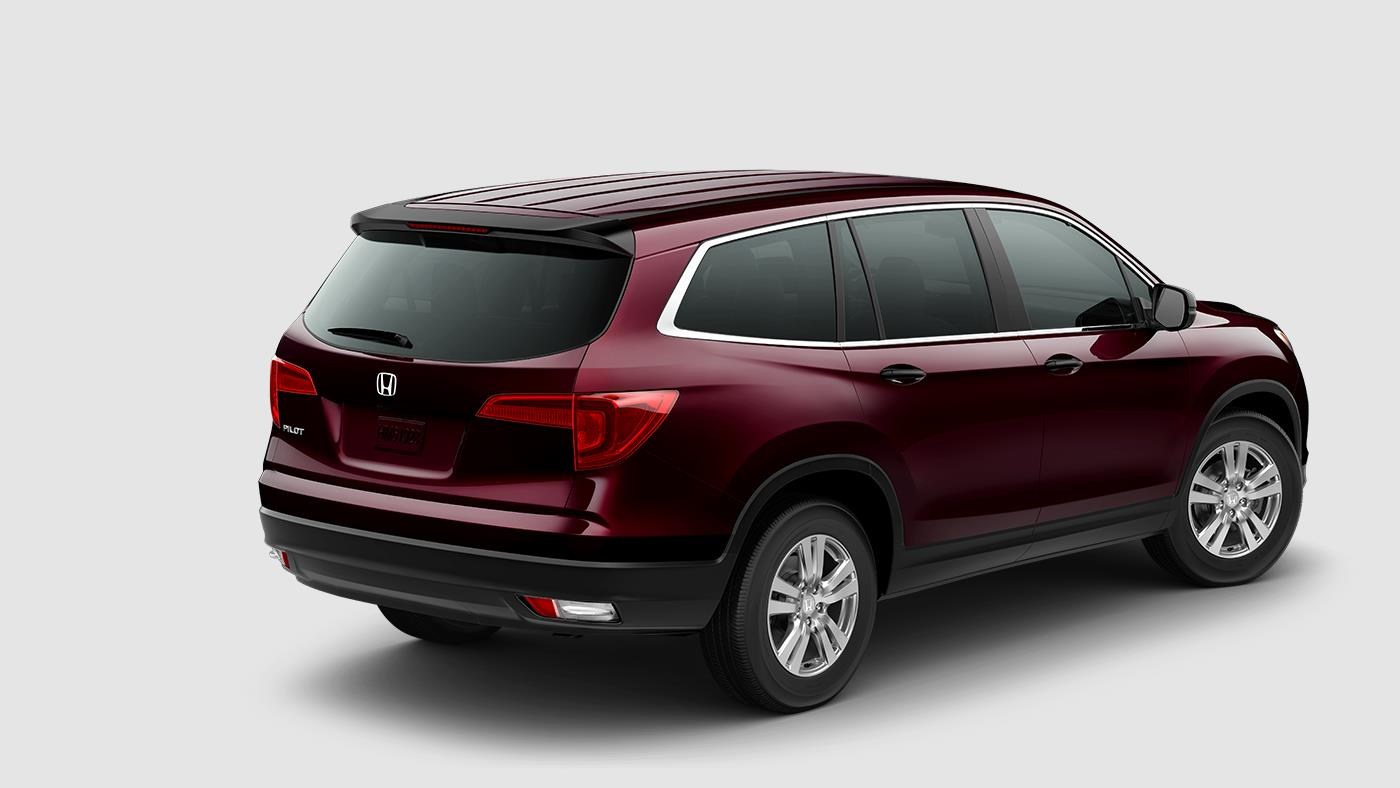 2017 honda pilot color options for 2017 honda pilot features