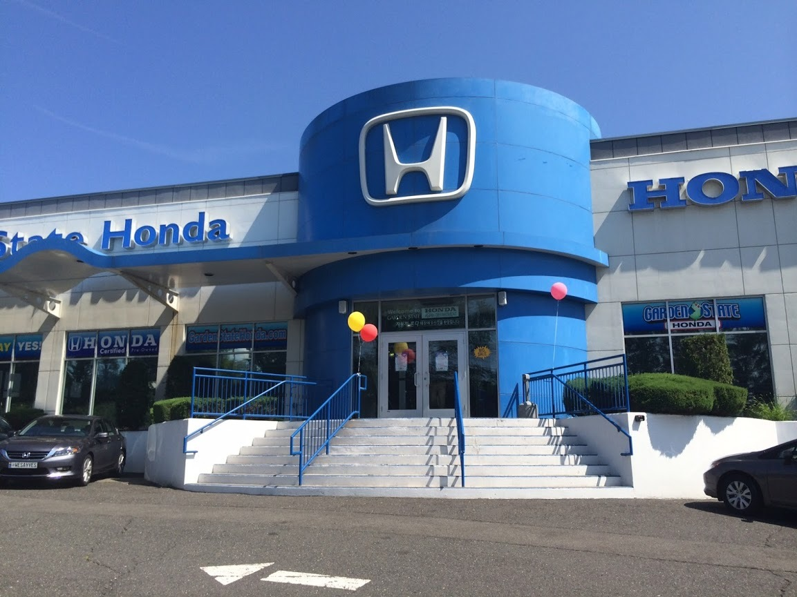 Dealerrater recognizes garden state honda with a consumer for Honda passaic nj