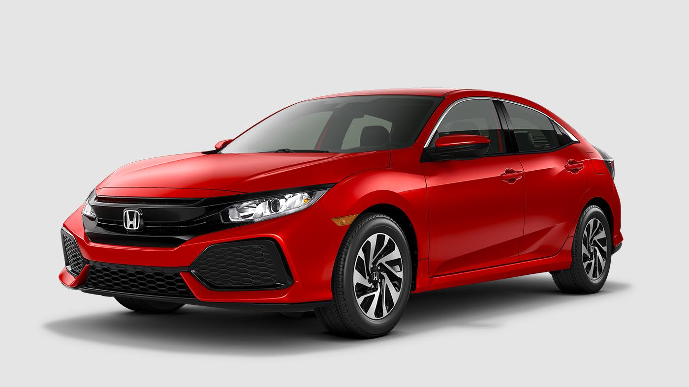 2017 honda civic hatchback color options for Honda civic wagon 2017