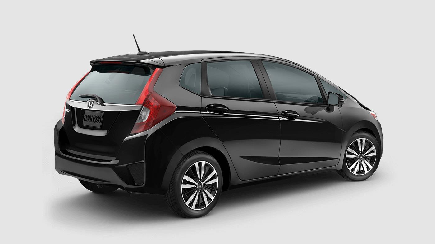 2017 honda fit color options