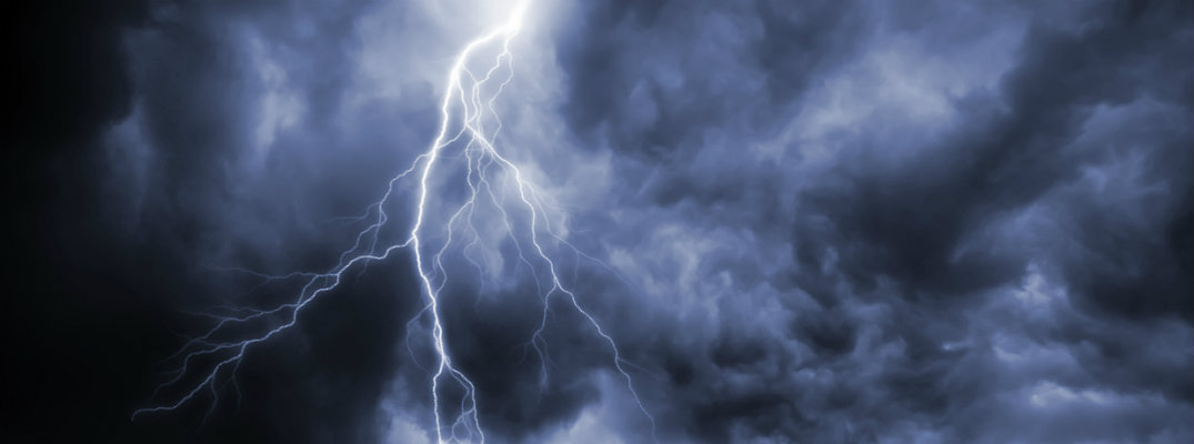 Lightning Safety While Driving in New Jersey