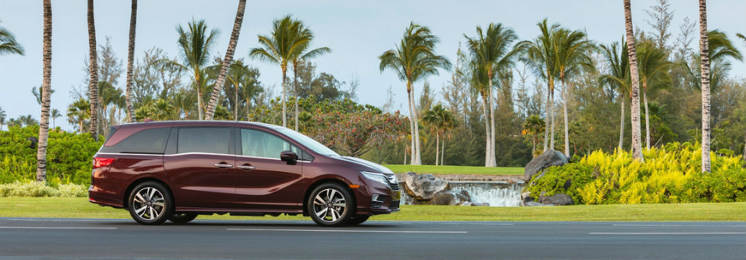 how much does the 2018 honda odyssey cost find out here