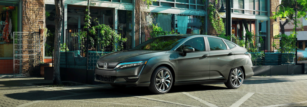 2017 Honda Clarity Electric Sedan Part of Honda Clarity Series