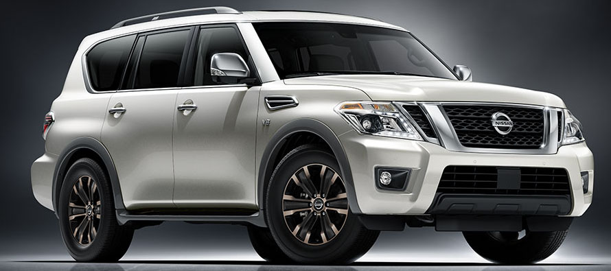 woodfield nissan armada