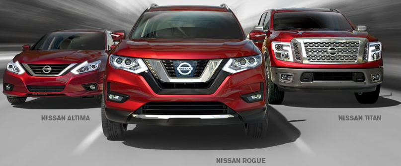Nissan NOW Sales Event near Elgin IL