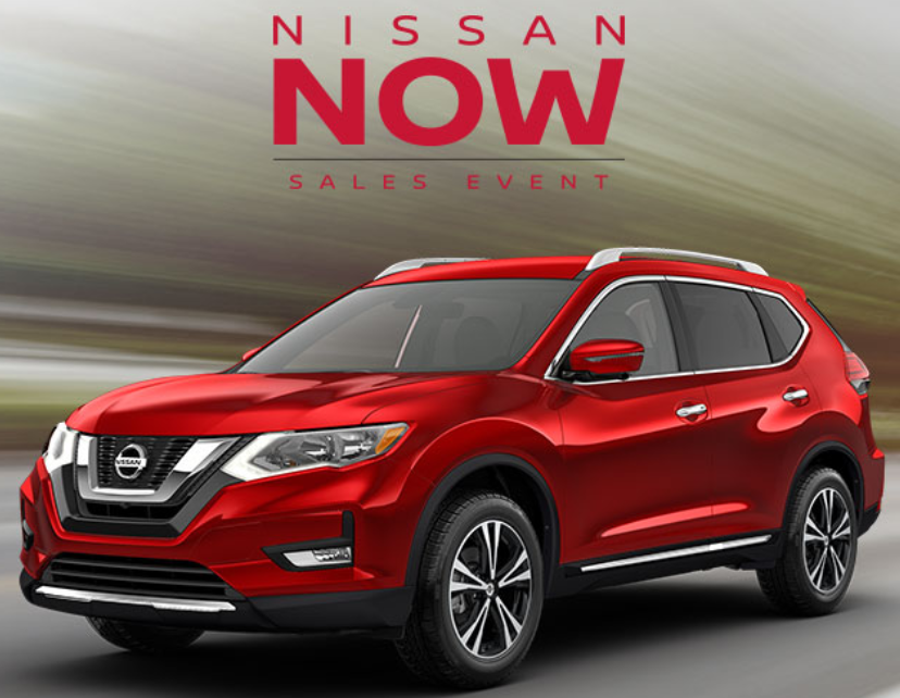 Nissan Now Sales Event near Crystal Lake IL