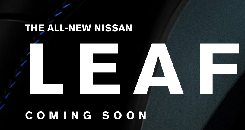 2018 Nissan LEAF coming to Hoffman Estates Illinois