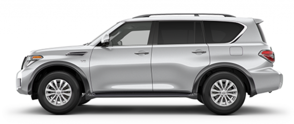 2018 Nissan Armada near Arlington Heights IL