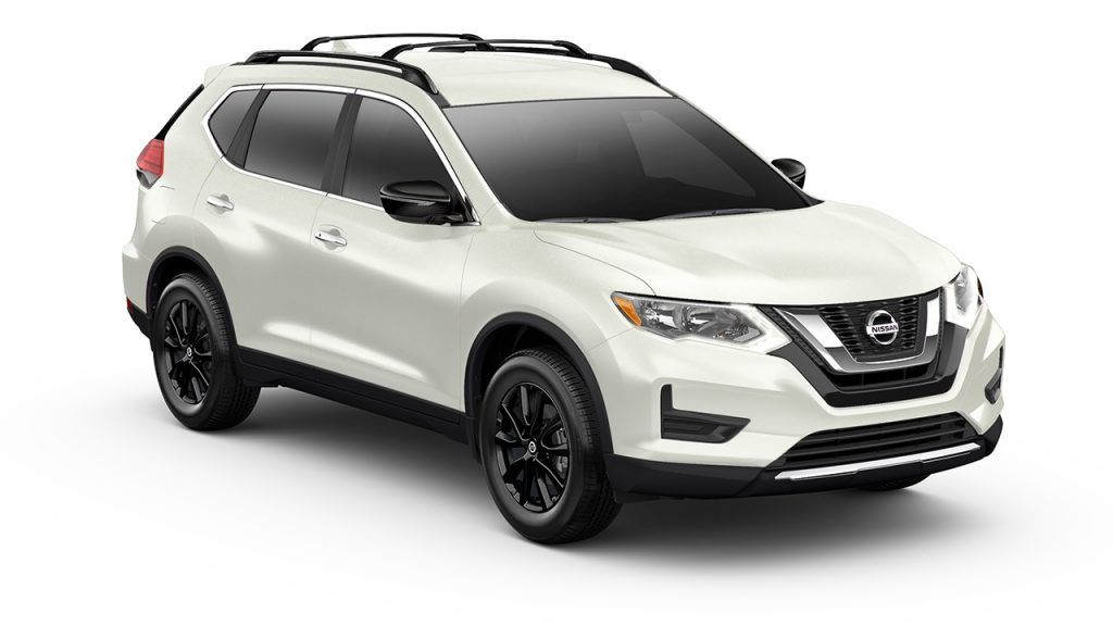 2017 Nissan ROGUE Midnight Edition near Elgin IL