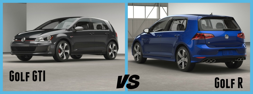 vw golf r vs gti the image kid has it. Black Bedroom Furniture Sets. Home Design Ideas