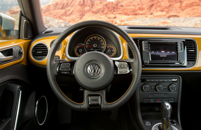 2017 VW Beetle Dune Specs and Design Features