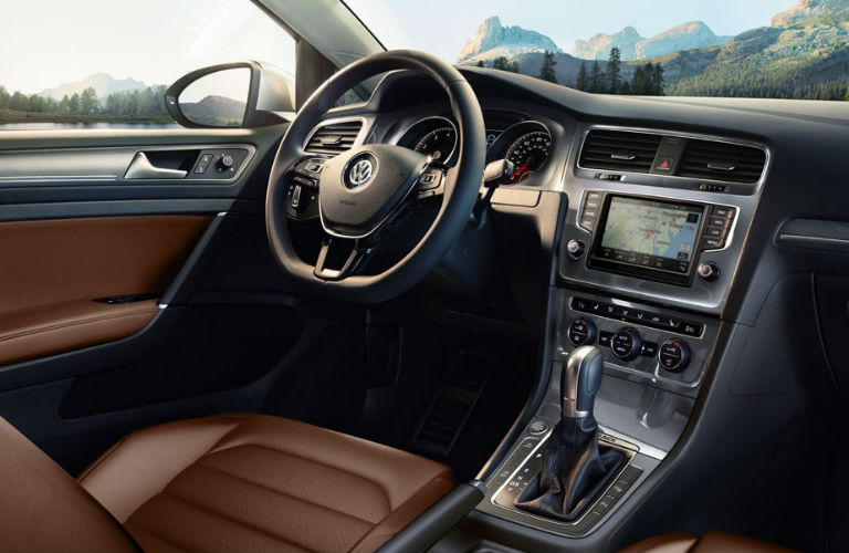 volkswagen golf alltrack color options