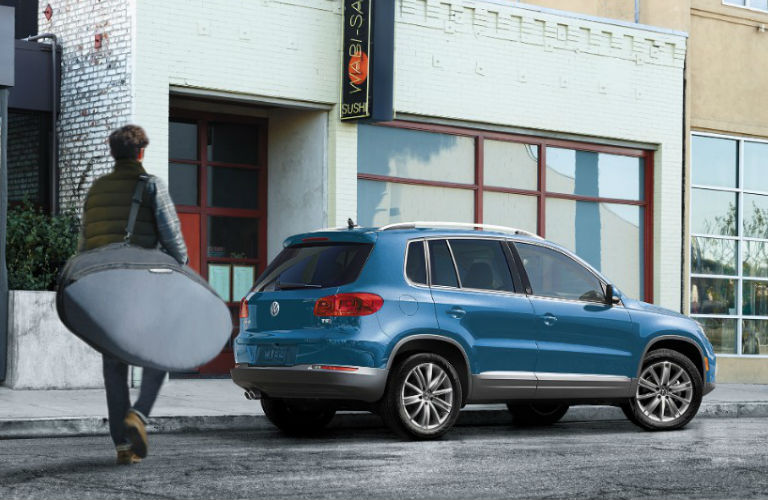 Visit Volkswagen Of M County To Check Out The 2017 Tiguan Or Schedule A Test Drive