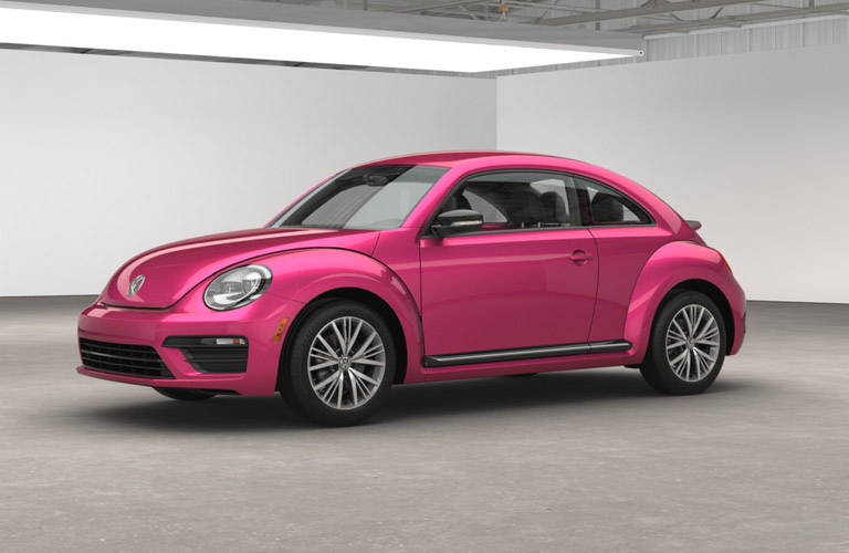 color choices    volkswagen beetle