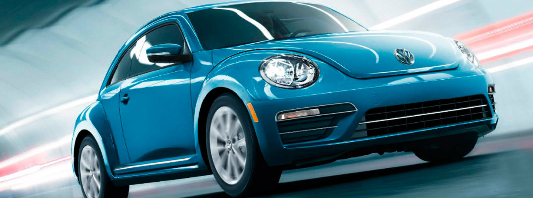 Color Choices For The 2017 Volkswagen Beetle