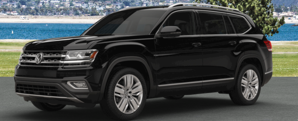 What Colors Does The 2018 Volkswagen Atlas Come In