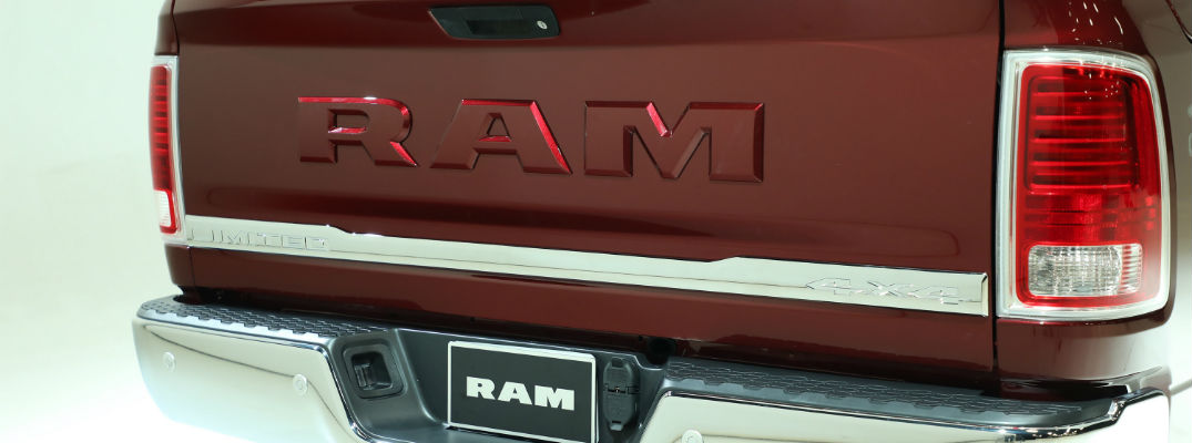 New color options for 2017 Ram Rebel