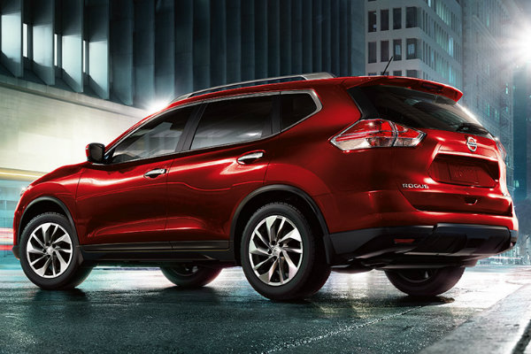 Nissan Rogue Select >> How Are The Nissan Rogue And Rogue Select Different